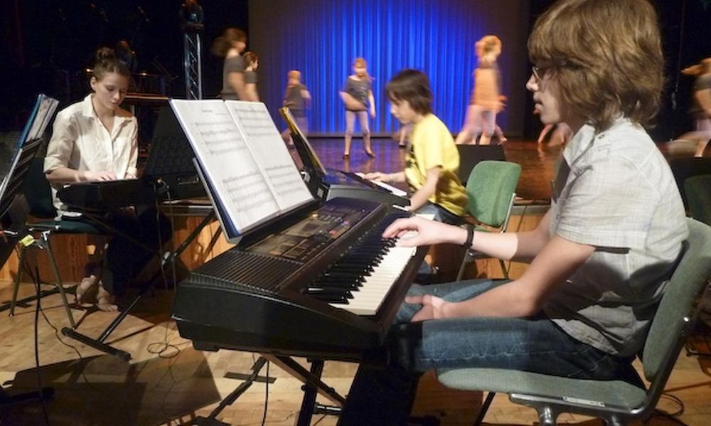 Ensemble - Klavier & Keyboard
