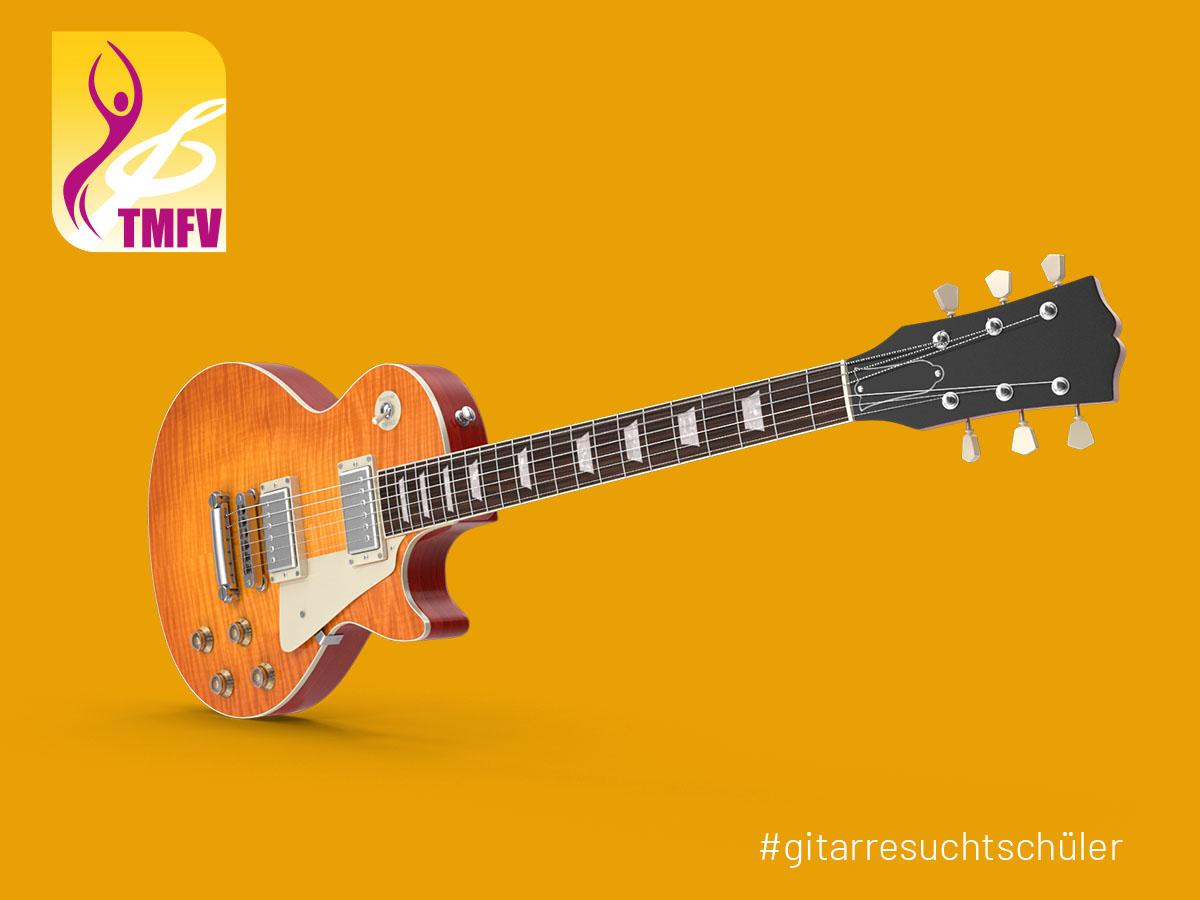 Freie Plätze für Gitarrenunterricht